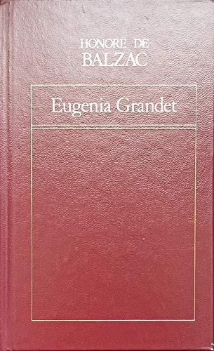 9788475300207: Eugenia Grandet