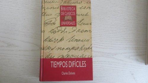 9788475300320: TIEMPOS DIFÍCILES