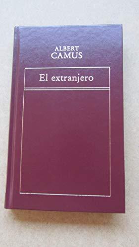 9788475300610: EL EXTRANJERO