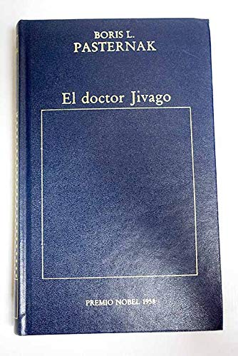 9788475301365: Doctor Jivago