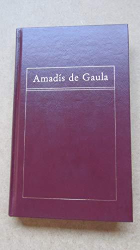 9788475301594: AMADIS DE GAULA