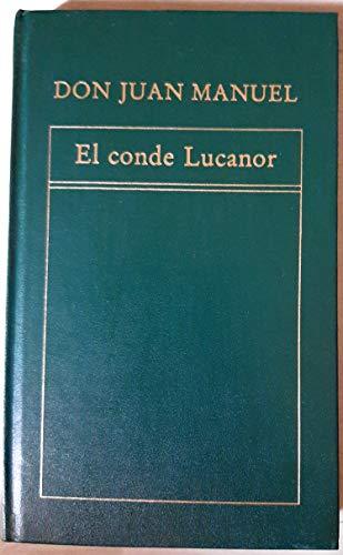 9788475301778: EL CONDE LUCANOR