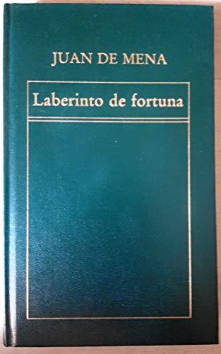 9788475301839: LABERINTO DE FORTUNA.