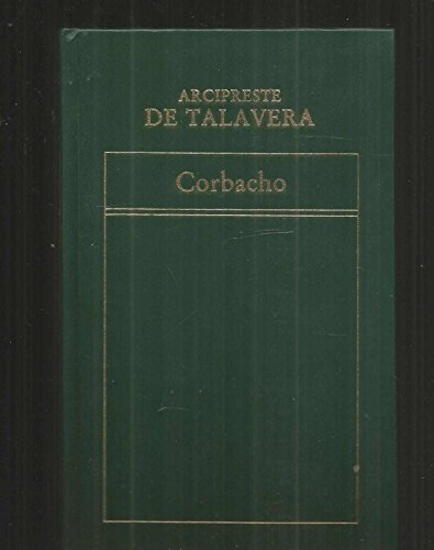 9788475301853: El Corbacho