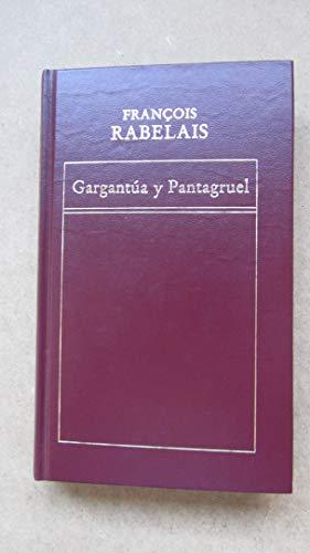 9788475302638: GARGANTÚA Y PANTAGRUEL
