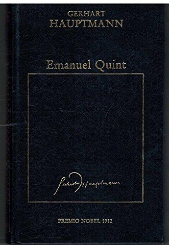 9788475303154: Emanuel Quint: el loco en Cristo