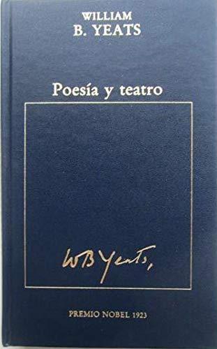 9788475303611: POESIA Y TEATRO
