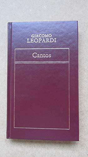 9788475303840: Cantos
