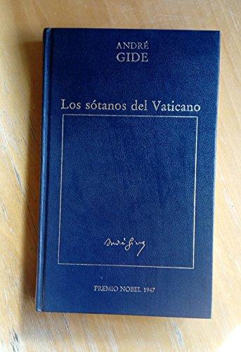 9788475304151: Los sótanos del Vaticano