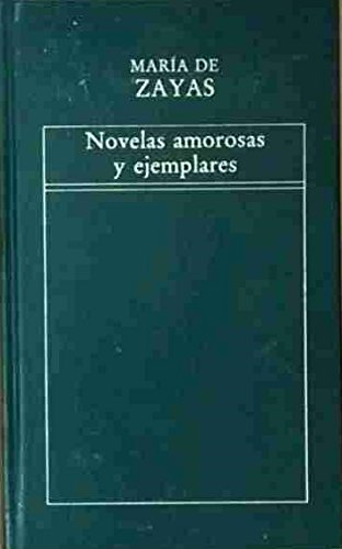 9788475304434: Novelas amorosas y ejemplares (Historia de la literatura espanola) (Spanish Edition)