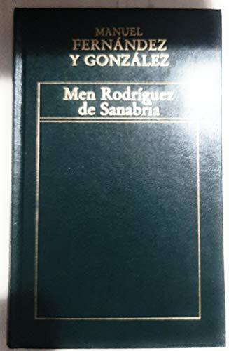 9788475305431: Men Rodríguez de Sanabria