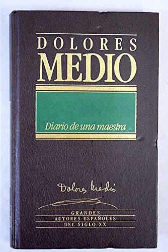 9788475306612: DIARIO DE UNA MAESTRA