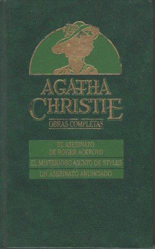 El asesinato de Roger Ackroyd. El misterioso: Christie, Agatha (1890-1976)