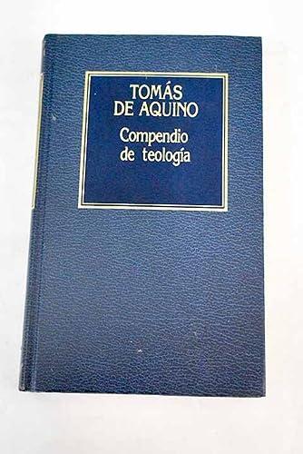 9788475308883: Compendio de teología
