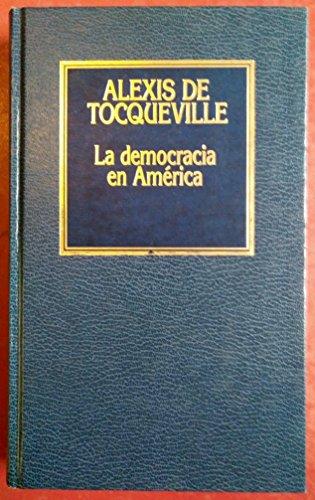 9788475309354: La democracia en América