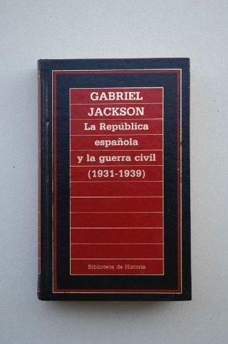 9788475309477: LA REPUBLICA ESPA