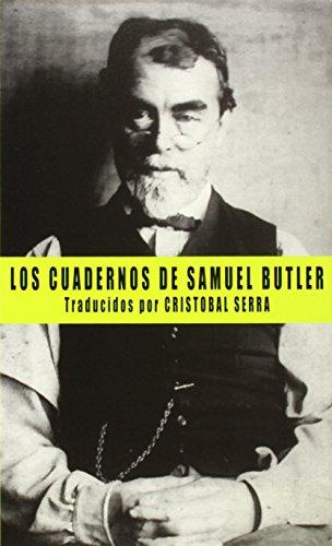 9788475356150: Los cuadernos de Samuel Butler