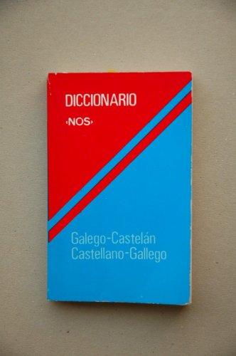 9788475400068: Diccionario galego-castelán, castellano-gallego