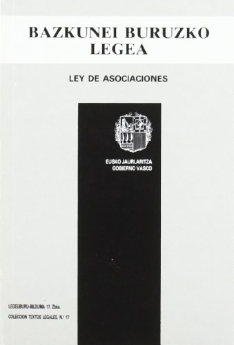 Ley De Asociaciones: AA.Vv.