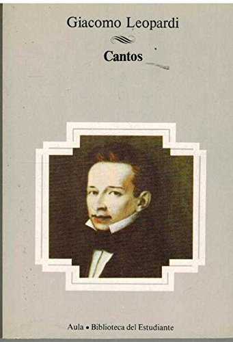 9788475514543: Cantos