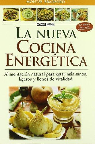 9788475560878: Nueva Cocina Energetica (Cocina Natural)
