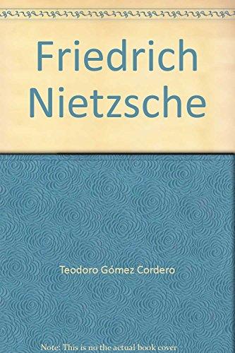 9788475561110: Friedrich nietzche (el lector de)
