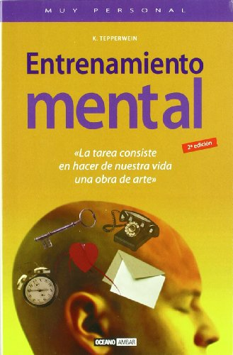 9788475562346: Entrenamiento mental (Muy Personal) (Spanish Edition)