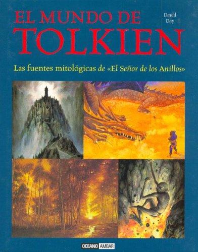9788475563466: El mundo de Tolkien : las fuentes mitológicas de