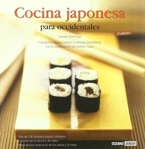 9788475563633: Cocina japonesa para occidentales -Sabores Del Mundo