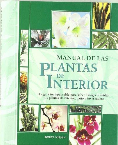 Manual de las plantas de interior: Nissen, Dorte