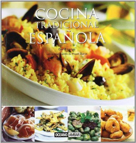 9788475564319: Cocina tradicional española: Recetas tradicionales para descubrir los sabores más deliciosos del paladar (Ilustrados/Cocina)
