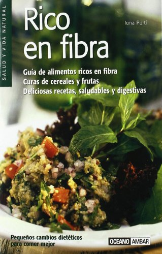 9788475565040: Rico en Fibra/ Rich in Fiber (Spanish Edition)