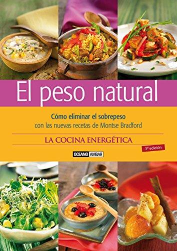 9788475565323: El Peso natural/The Natural Weight (Cocina Natural)