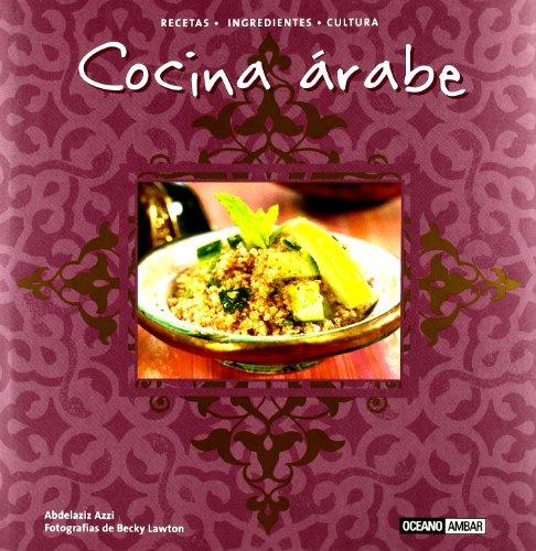 9788475565583: Cocina arabe (Sabores Del Mundo) (Spanish Edition)