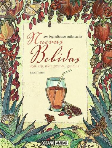 9788475565750: Nuevas bebidas revitalizantes (Salud y vida natural)