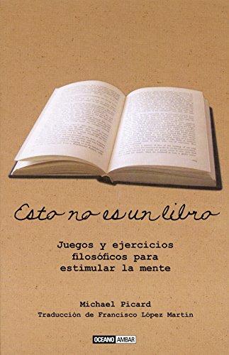 9788475566139: ESTO NO ES UN LIBRO (Spanish Edition)