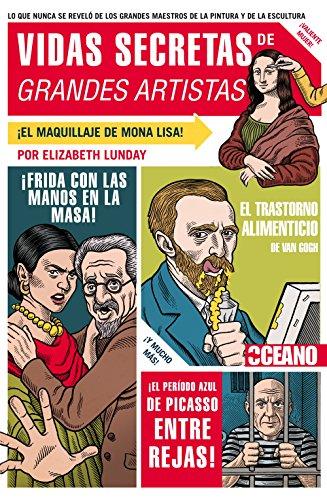 9788475566634: VIDAS SECRETAS DE GRANDES ARTISTAS (Spanish Edition)