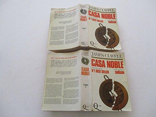 9788475580050: Casa Noble (Tomo 1 & Tomo 2)