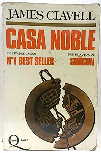 9788475580067: Casa noble, la; tomo 1