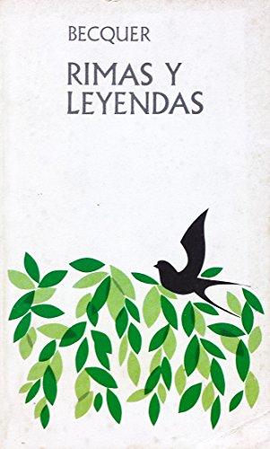 9788475670027: Rimas y leyendas