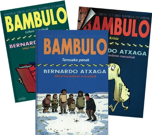 9788475685854: Bambulo Pack 3Libros