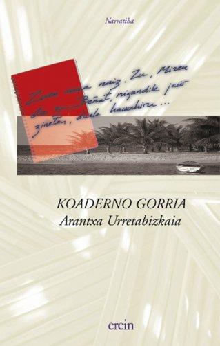 9788475688060: KOADERNO GORRIA/URRETABIZKAIA