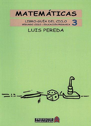 9788475688855: Matemáticas 3º EP Guía del profesor