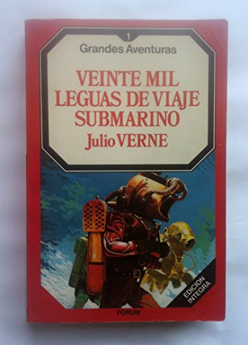 9788475742496: (20,000 LEAGUES UNDER THE SEA) BY VERNE, JULES(AUTHOR)Paperback Jan-1985