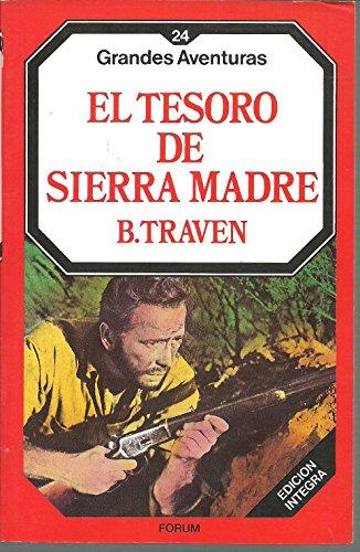 9788475743585: EL TESORO DE SIERRA MADRE