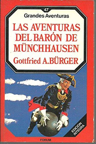 9788475744315: Las aventuras del barón de Münchhausen