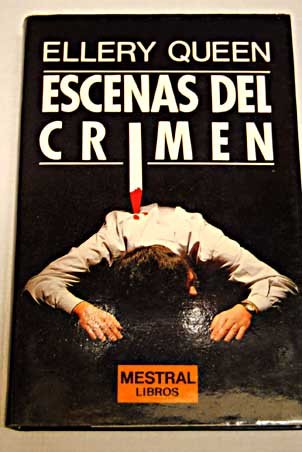 9788475753713: Escenas del crimen