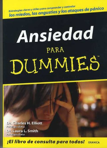 9788475772943: Ansiedad para dummies