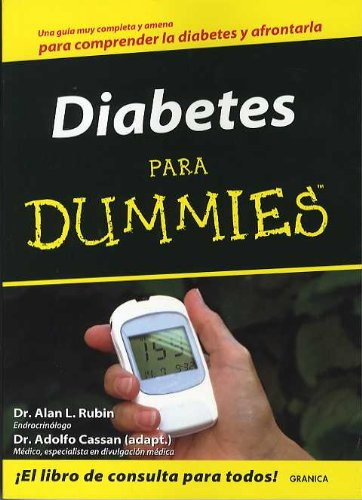 9788475772967: Diabetes para dummies