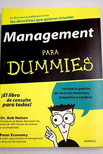 9788475773209: Management para dummies